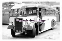 ab0152 - Yorkshire Traction Coach Bus - CHE 855 to Barnsley - photograph