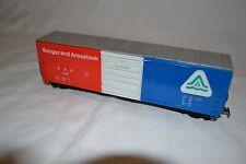 Life-Like H.O. Scale RTR 50' Single Sliding Door Box Car, Bangor & Aroostook
