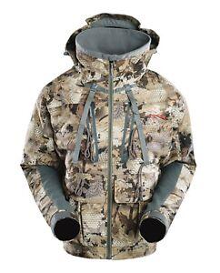 Sitka Gear Layout Hunting Jacket,Bibs Set And Cap -L,MT