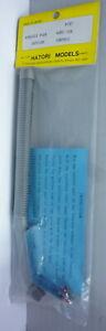 HATORI FLEXIBLE EXHAUST HEADER PIPE FOR OS ENGINE FS120 SURPASS