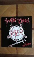 Slayer haunting the Chapel Live Undead Lp Oop 1984