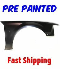 New PRE PAINTED Passenger RH Fender for 1999-2004 Ford Mustang w Free Touch up