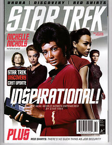 Star Trek The Official Magazine #60 Spring 2017 Cover A