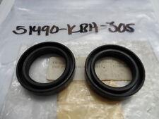 NOS Honda ATC350 CB650 CB750 VTR250 GB500 Front Fork Seal QTY2 51490-KBH-305