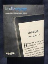 Amazon Kindle Voyage (7th Generation) 4GB, Wi-Fi, 6 inch.