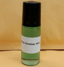 CLIVE CHRISTIAN 1872 Perfume Body Oil for WOMEN 1.0 oz Roll on Bottle Free Ship
