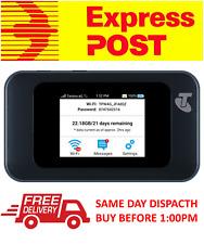 ZTE (MF985T) Telstra 4GX HOTSPOT Pocket Wi-Fi Dual TS9 Antenna Ports Unlocked