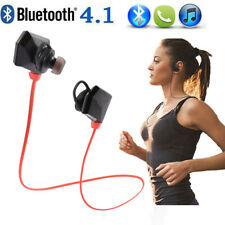 Wireless Bluetooth 4.1 Stereo Handsfree Headset Earphone For iPhone Samsung LG