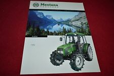 Montana T7074 Tractor Dealer's Brochure YABE12