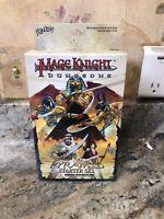 New Sealed WizKids Mage Knight Dungeons Pyramid Starter Set