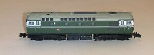 Dapol (ND145JD) N Gauge Class 26 'D5326' in BR Green - DCC Fitted