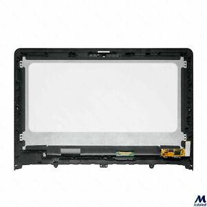 11.6in Lenovo Yoga 300-11IBY 80M0 300-11IBR 80M1 LCD Touch Screen Frame Bezel %d