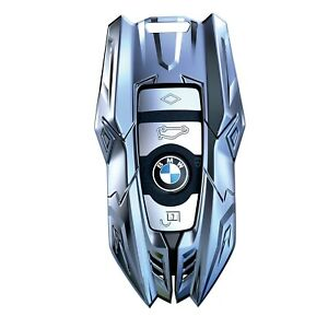 Aviation zinc alloy Key Case Cover For BMW