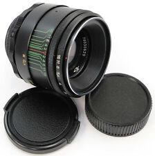 1978! SERVICED! HELIOS 44-2 58mm f/2 Russian USSR Lens M42 Canon EOS Sony A Fuji