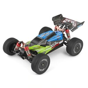 2.4G Racing RC Car Competition 60 km/h Metal Chassis 4wd Electric RC Formula Car