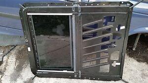 MERCEDES W210 E55 AMG 98-02 SUNROOF SUN ROOF FRAME RAILS TRACKS 2107801029