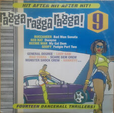 1 x 12'' Ragga Ragga Ragga #9 (GREENSLEEVES)