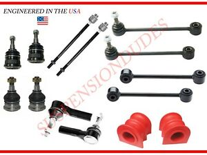 14PC Complete Suspension Kit FITS 2006-2010 Jeep Grand Cherokee Commander
