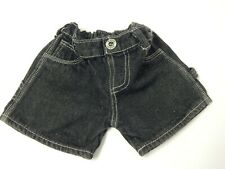 Build A Bear ~ Black Carpenter Jeans