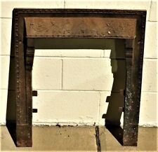 Antique Cast Iron Fireplace Surround Salvage South Georgia