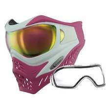 VForce V-Force Grill Thermal SE Special Edition Goggles Mask - Pink Warrior