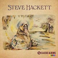 Steve Hackett - 5 Classic Albums [CD]
