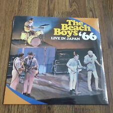 THE BEACH BOYS - LIVE IN JAPAN '66  NEW 180g LP SEALED