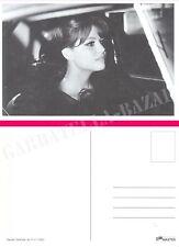 """CLAUDIA CARDINALE, da """"8 ½"""" (1963) CARTOLINA POSTCARD"""