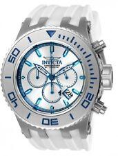 New Mens Invicta 24657 Subaqua Chronograph Silicone Strap Watch