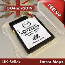 NEW MAZDA MZD CONNECT SD CARD NAVIGATION MAP 2, 3, 6, CX-3, CX3, MX5 2020 - 2021