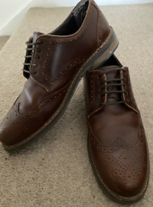 mens leather shoes size 11