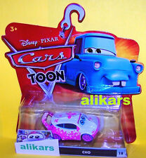 T - CHO - #18 Disney Cars Toons Tokyo Mater's Tall Tales Toon autos diecast car