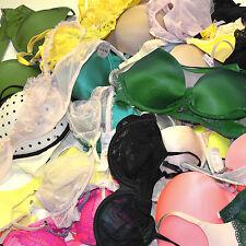 Victoria's Secret Lot of 100 Bras Mixed Random Styles Colors Wholesale Resale Vs