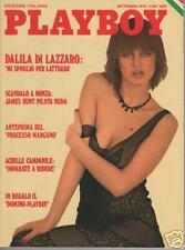 PLAYBOY 1976  DALILA DI LAZZARO