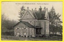 cpa RARE 78 - LA BOISSIÈRE ÉCOLE (Yvelines) Château Le PAVILLON du RÉGISSEUR