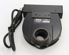 T-CT-E MOTORIZED CONDENSER TURRET (MEL51900)
