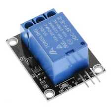 Modulo 1 Rele para Arduino Optoacoplados Electronica Relay Rele Shield 5V 10A