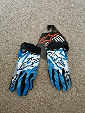 Alpinestars motocross racer gloves small