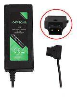 PATONA Premium Ladegerät für V-Mount Akkus mit D-Tap Sony oder andere Marken