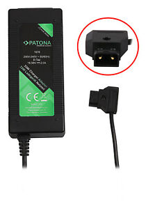 Patona Premium Charger For V-Mount Batteries With D Tap sony Or Others Brands