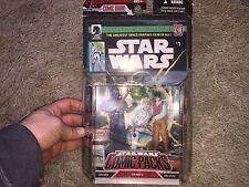 Star Wars Comic Packs Darth Vader & Rebel Officer #02 In Box