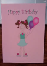 Greeting Card: Happy Birthday, Get Well, or Baby Shower / New Mom!