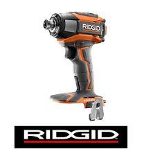 RIDGID 18v 18 VOLT GEN5X BRUSHLESS 3 SPEED IMPACT DRIVER R86037