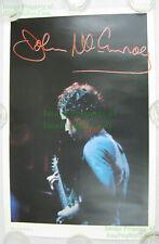 NITF! NIKE Poster McEnroe ☆ Guitar The Johnny Smyth Band Janeart Arthur Klonsky