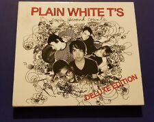Every Second Counts [Deluxe Edition] by Plain White T's (CD, Aug-2007, 2 Discs,…