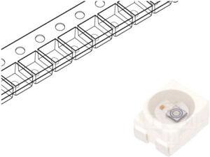 OSY5MAS3C1A-CR18 Crled ; SMD ; 3528, PLCC4; Gelb ; 400mcd; 3.5x2.8x1.9mm; 120°