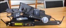 Shure Set SLX4 + SLX2  Handsender mit Beta 58A + SLX1 Taschensender wie neu