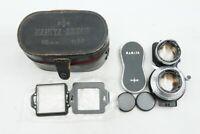 Excellent++ MAMIYA SEKOR 105mm F3.5 TLR Lens for C33 C22 C330 C220 from JP #2158