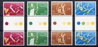 40640) Australia 1982 MNH Commonwealth Games 4v Gutter Pair