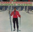 DISCO 33 GIRI - JOHNNY MATIS - MERRY CHRISTMAS